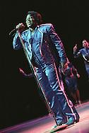James Brown in concert at Glasgow (armadillo), in Glasgow, Scotland, 1998..Rex 291805 JSU.