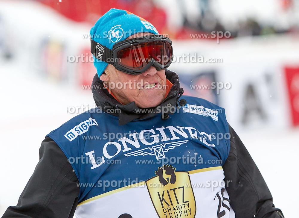 24.01.2015, Streif, Kitzbühel, AUT, FIS Weltcup Ski Alpin, Kitzbuehel, Kitz Charity Race, im Bild Ernst Hinterseer // during Kitz Charity Race of Kitzbuehel FIS Ski Alpine World Cup at the Streif in Kitzbühel, Austria on 2015/01/24. EXPA Pictures © 2015, PhotoCredit: EXPA/ JFK
