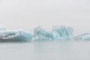 Jökulsárlón is Iceland's most famous glacier lagoon