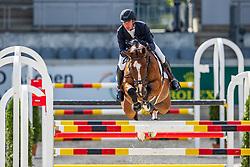 CLEMENS Pieter (BEL), Icarus<br /> Allianz-Preis<br /> CSI3* - Aachen Grand Prix, Springprüfung mit Stechen, 1.50m<br /> Grosse Tour<br /> Aachen - Jumping International 2020<br /> 06. September 2020<br /> © www.sportfotos-lafrentz.de/Stefan Lafrentz
