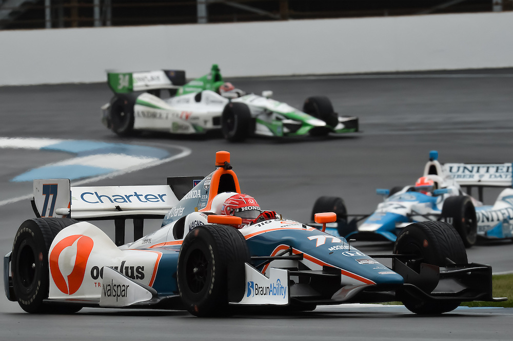 Simon Pagenaud, Grand Prix of Indianapolis, Indianapolis Motor Speedway, Indianapolis, IN USA 5/10/2014