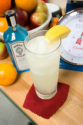 Collins made with Bombay Sapphire Gin