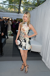LAURA WHITMORE at the Glamour Women of the Year Awards in association with Pandora held in Berkeley Square Gardens, London on 4th June 2013.