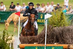 Schrade Dirk, GER, Unteam de la Cense<br /> CHIO Aachen 2019<br /> Weltfest des Pferdesports<br /> © Hippo Foto - Dirk Caremans<br /> Schrade Dirk, GER, Unteam de la Cense