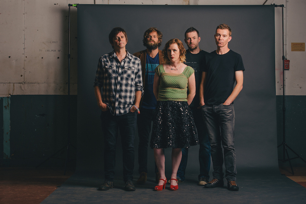 Portraits of Slowdive taken backstage at Atlantic Studios in Ásbrú for ATP Iceland 2014 in Keflavík, Iceland. July 11, 2014. Copyright © 2014 Matthew Eisman. All Rights Reserved