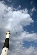 Absecon Lighthouse, Atlantic City, NJ.