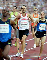 Friidrett , 3. juli 2009 , Golden League , Bislett Games , <br />