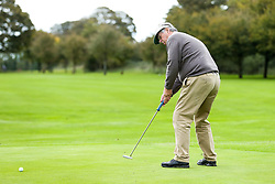 Steve Hamer joins Team Farrington Park as they take part in the Annual Bristol Rovers Golf Day - Rogan/JMP - 09/10/2017 - GOLF - Farrington Park - Bristol, England - Bristol Rovers Golf Day.