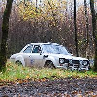 Car 57 Peter Naaktgeboren Bart den Hartog Ford Escort Mk1 RS2000