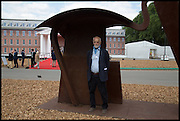 PHILIP KING, Masterpiece London 2014 Preview. The Royal Hospital, Chelsea. London. 25 June 2014.