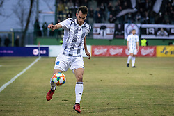 Žiga KOus of NŠ Mura during football match between NŠ Mura and NK Domžale in 21st Round of Prva liga Telekom Slovenije 2018/19, on March 02, 2019 in Fazanerija, Murska Sobota, Slovenia. Photo by Blaž Weindorfer / Sportida