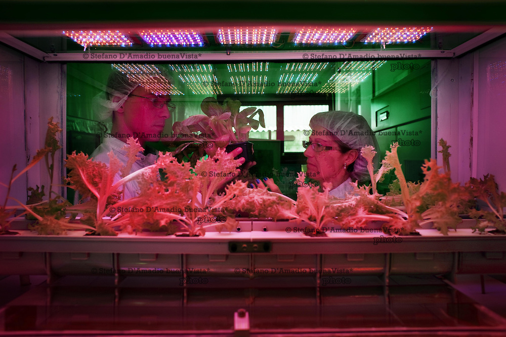 Thales Alenia Space is a major contributor to the Eden-ISS project, designed to grow plants in space for food and life support