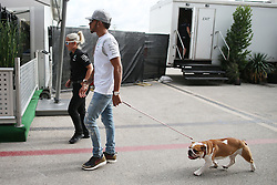 October 20, 2016 - Austin, United States of America - Motorsports: FIA Formula One World Championship 2016, Grand Prix of United States, .#44 Lewis Hamilton (GBR, Mercedes AMG Petronas Formula One Team) (Credit Image: © Hoch Zwei via ZUMA Wire)
