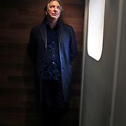 UK. London. Alan Rickman photographed in London.