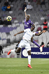 January 13, 2019 - Toulouse, France - Ibrahima Sissoko  (Credit Image: © Panoramic via ZUMA Press)