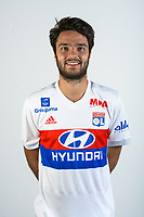 Clement Grenier during Photoshooting of Lyon for new season 2017/2018 on September 27, 2017 in Lyon, France. (Photo by Damien lg/OL/Icon Sport)