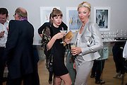 ANOUSKHA BECKWITH; TAMARA BECKWITH, Elizabeth Arden.-100th anniversary party. 33 Fitzroy Square, London W1, 29 June 2010. DO NOT ARCHIVE-© Copyright Photograph by Dafydd Jones. 248 Clapham Rd. London SW9 0PZ. Tel 0207 820 0771. www.dafjones.com.