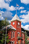 San Miguel County Courthouse, Telluride, Colorado