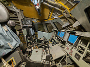Urban Explorer Finds The Sad Remains Of The Soviet Space Shuttle Program<br /><br />Ralph Mirebs, an urban explorer and photographer in Russia, has revealed extraordinary photos of Soviet space shuttle prototypes gathering dust in an abandoned hangar in Kazakhstan.<br /><br />The abandoned hangar is located at the Baikonur Cosmodrome in Kazakhstan, which is still in operation today (with the close of NASA's shuttle program, Russian Soyuz shuttles are the only way for astronauts to reach the International Space Station). The Buran prototype shuttles found by Mirebs, however, are from an earlier era – they are the last remnants of a space program that began in 1974 and was finally shuttered in 1993. The only operational Buran shuttle, Orbiter 1K1, completed one unmanned orbital flight before it was grounded. Unfortunately, this shuttle was destroyed in a hangar collapse in 2002.<br /><br />many areas of the huge Baikonur Cosmodrome are still in business today, and that it is from here that the Soyuz rockets are launched, supplying the International Space Station in supplies and crew members<br />Mirebs' photos show this forgotten space program derelict and frozen in time.<br />©Ralph Mirebs/Exclusivepix Media