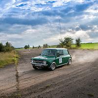 Car 107 James Griffiths/James Howell