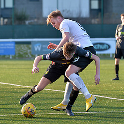 Edinburgh City v Albion Rovers, Scottish League Two, 2 February 2019