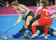 Argentina v  Great Britain Semi Final