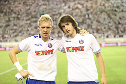 30.07.2015, Stadion Poljud, Split, CRO, UEFA EL, Hajduk Split vs Stroemsgodset IF, Qualifikation, 3. Runde, Hinspiel, im Bild Andrija Balic // during the UEFA Europa League Qualifier 3rd round, 1st Leg Match between Hajduk Split and Stroemsgodset IF at the Stadion Poljud in Split, Croatia on 2015/07/30. EXPA Pictures © 2015, PhotoCredit: EXPA/ Pixsell/ Ivo Cagalj<br /> <br /> *****ATTENTION - for AUT, SLO, SUI, SWE, ITA, FRA only*****