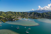 Kaneohe Yacht Club, Kaneohe Bay, Kaneohe, Windward, Oahu, Hawaii