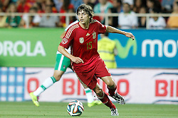 30.05.2014, Estadio Sanchez Pizjuan, Sevilla, ESP, FIFA WM, Testspiel, Spanien vs Bolivien, im Bild Spaniens Ander Iturraspe // Spain's Ander Iturraspe during friendly match between Spain and Bolivia for Preparation of the FIFA Worldcup Brasil 2014 at the Estadio Sanchez Pizjuan in Sevilla, Spain on 2014/05/30. EXPA Pictures © 2014, PhotoCredit: EXPA/ Alterphotos/ Acero<br /> <br /> *****ATTENTION - OUT of ESP, SUI*****
