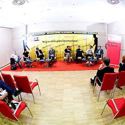 20090924: SportForum Slovenija - Kolajna, kljuc do blagovne znamke