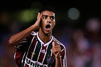 20091118: RIO DE JANEIRO, BRAZIL - South-American Cup 2009, Semi-Finals: Fluminense vs Cerro Porteno. In picture: Alan (Fluminense) celebrating goal. PHOTO: CITYFILES