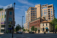 Hamilton Street, Downtown Madison