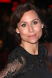 Minnie Driver arriving for the I Give It A Year premiere, the Vue, Leicester Square, London, UK, January 24, 2013. Photo by Imago / i-Images...UK ONLY
