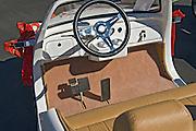 Golf Cart custom interior steering wheel, Classic, Unique,