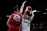 StojanovicVojislav <br /> A X Armani Exchange Olimpia Milano - Vanoli Cremona <br /> Basket Serie A LBA 2019/2020<br /> Milano 09 February 2020<br /> Foto Mattia Ozbot / Ciamillo-Castoria