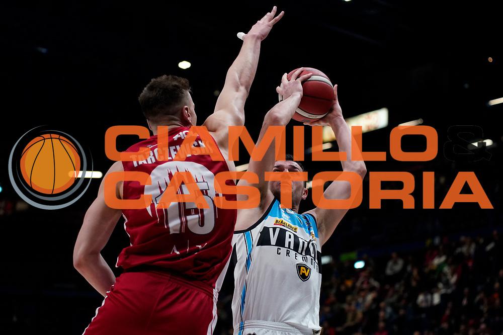 StojanovicVojislav <br /> A|X Armani Exchange Olimpia Milano - Vanoli Cremona <br /> Basket Serie A LBA 2019/2020<br /> Milano 09 February 2020<br /> Foto Mattia Ozbot / Ciamillo-Castoria