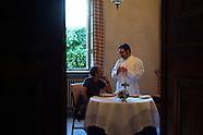 Paolo Lo Priore con Michel Portos