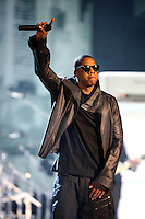 JAY-Z<br />International Male winner (2010)<br />Empire State of Mind was one of the biggest songs of 2009, and Jay-Z and Alicia Keys' collaboration raised the roof. They kicked off their duet with Alicia sat at a piano looking stunning in a black glittery dress, while Jay-Z stormed around the stage looking as cool as only he can. About halfway through the track Alicia stood up and joined Jay-Z and the entire audience soon had their hands in the air swaying along.<br /> 16 Feb, 2010 (Photo John Marshall/JM Enternational)