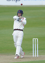 Jordan Clark of Lancashire bats - Photo mandatory by-line: Dougie Allward/JMP - Mobile: 07966 386802 - 07/06/2015 - SPORT - Football - Bristol - County Ground - Gloucestershire Cricket v Lancashire Cricket - LV= County Championship
