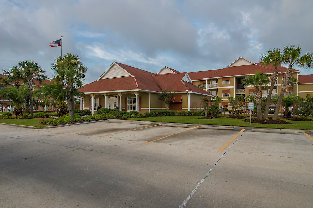 Photograph of the Harborside Apartments, a Greystar community, in Slidell, LA.