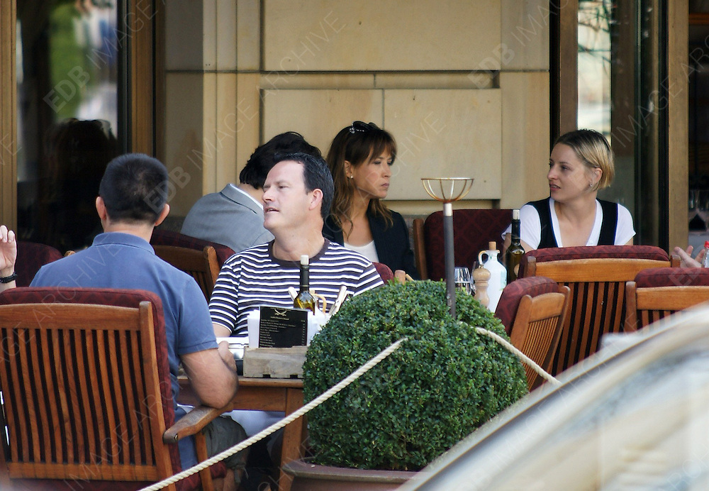 10.SEPTEMBER.2012. BERLIN<br /> <br /> SOPHIE MARCEAU HAVING LUNCH OUTSIDE THE HOTEL ADLON IN BERLIN<br /> <br /> BYLINE: EDBIMAGEARCHIVE.CO.UK<br /> <br /> *THIS IMAGE IS STRICTLY FOR UK NEWSPAPERS AND MAGAZINES ONLY*<br /> *FOR WORLD WIDE SALES AND WEB USE PLEASE CONTACT EDBIMAGEARCHIVE - 0208 954 5968*