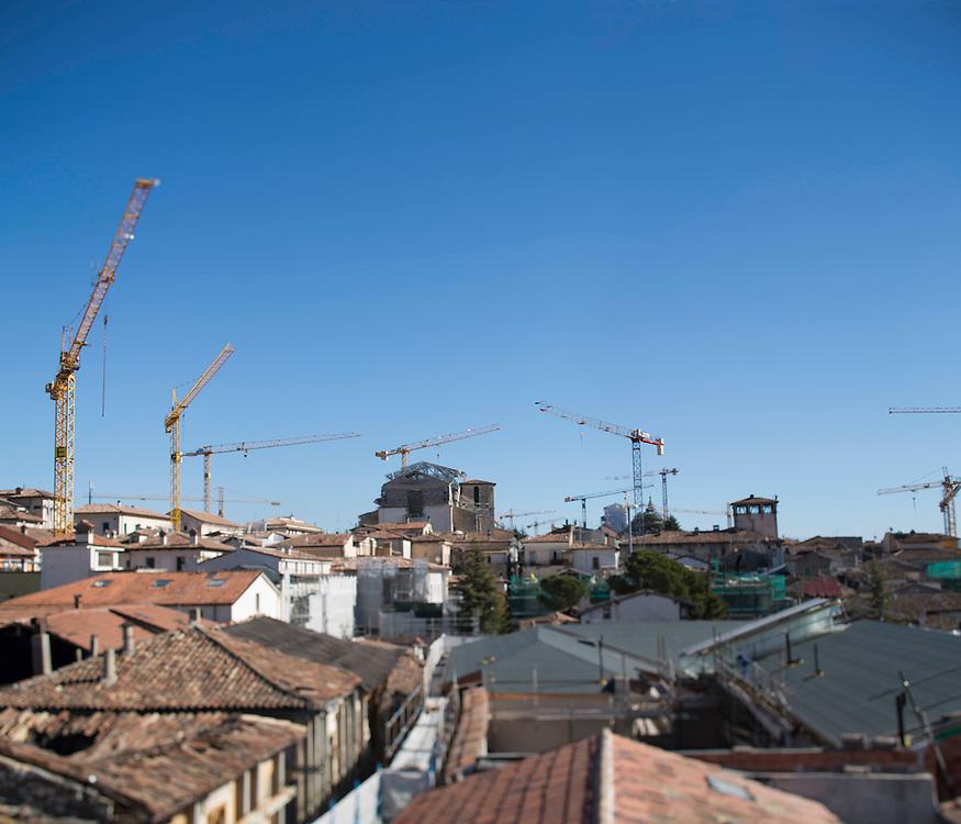 Veduta dell'Aquila<br /> <br /> L'Aquila view