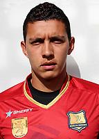 Colombia League - Liga Aguila 2016-2017 / <br /> Rionegro Aguilas Doradas - Colombia - <br /> Juan David Valencia