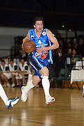 29th June 2002 at the Queens Wharf Events Centre in Wellington. Wellington Saints Mark Dickel during their game against Palmerston North Jets.<br />Pic: Sandra Teddy/Photosport<br />*digital image*