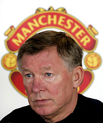 File photo dated 12-05-1996 of Sir Alex Ferguson. Sir Alex Ferguson has undergone emergency surgery today for a brain haemorrhage, his former club Manchester United have announced.
