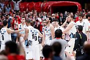 Shields Shavon delusione Trento per la sconfitta, EA7 EMPORIO ARMANI OLIMPIA MILANO vs DOLOMITI ENERGIA TRENTINO, gara 5 Finale Play off Lega Basket Serie A 2017/2018, Mediolanum Forum, Assago (MI) 13 giugno 2018 - FOTO: Bertani/Ciamillo