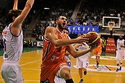 DESCRIZIONE : Treviso Lega due 2015-16  Universo Treviso De Longhi - Aurora Basket Jesi<br /> GIOCATORE : marco santiangeli<br /> CATEGORIA : Tiro <br /> SQUADRA : Universo Treviso De Longhi - Aurora Basket Jesi<br /> EVENTO : Campionato Lega A 2015-2016 <br /> GARA : Universo Treviso De Longhi - Aurora Basket Jesi<br /> DATA : 31/10/2015<br /> SPORT : Pallacanestro <br /> AUTORE : Agenzia Ciamillo-Castoria/M.Gregolin<br /> Galleria : Lega Basket A 2015-2016  <br /> Fotonotizia :  Treviso Lega due 2015-16  Universo Treviso De Longhi - Aurora Basket Jesi