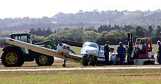 Auckland-Beechcraft plane crash lands at Ardmore