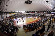 Palazzetto dello Sport Roma<br /> Unicusano Roma - OraSi Ravenna<br /> Campionato Basket LNP 2016/2017<br /> Roma 05/05/2017<br /> Foto Ciamillo-Castoria