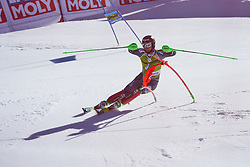 March 15, 2019 - Andorra - Sebastian FOSS-SOLEVAAG during of the Alpine Team's race, Audi Fis Alpine Ski World Cup, Finals Round, on March 15, 2019 in Soldeu - El Tarter, Andorra (Credit Image: © AFP7 via ZUMA Wire)
